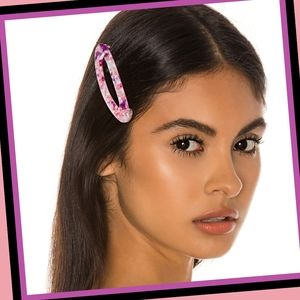 New! 8 Other Reasons Long board hair Clip Set